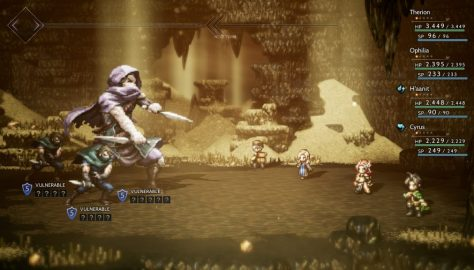 Octopath Traveler: How To Deal More Than +9,999 Damage | Advanced Combat Guide