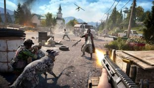 Ubisoft Adds New Game Plus Mode & Infamous Difficulty For Far Cry 5