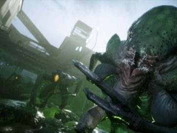 Co-op Shooter Earthfall Releases Today