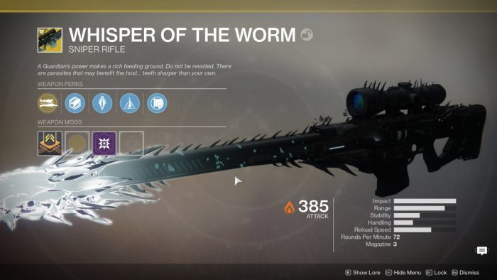 Destiny Guide: How to Get the Black Spindle Exotic Sniper ...