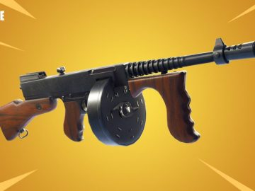 Fortnite Update 4.5 Lands; Introduces Drum Guns And Other Items