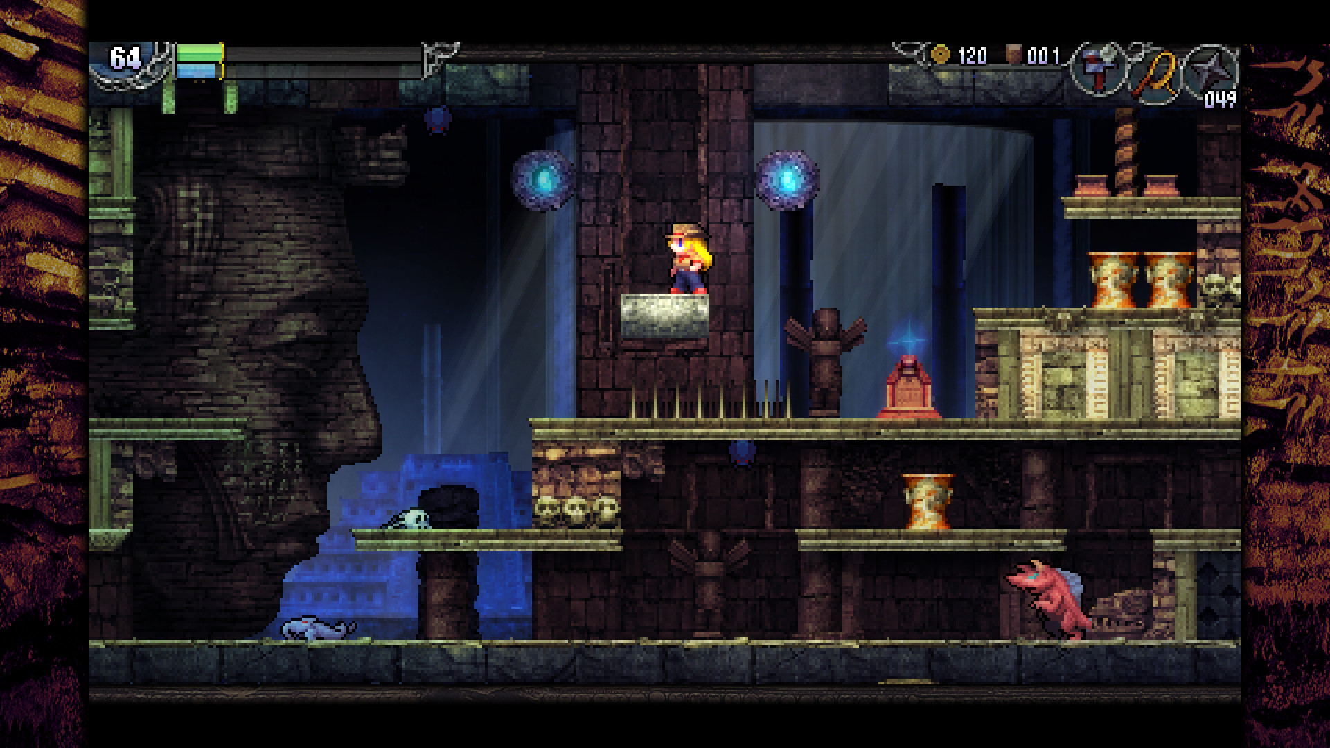 La-Mulana 2: All Mantra Locations & Second Meanings   Locations Guide