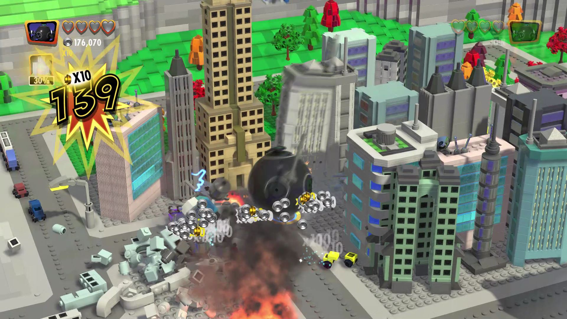 LEGO The Incredibles: All Minikits Locations Guide | Level 12: The Final Showdown
