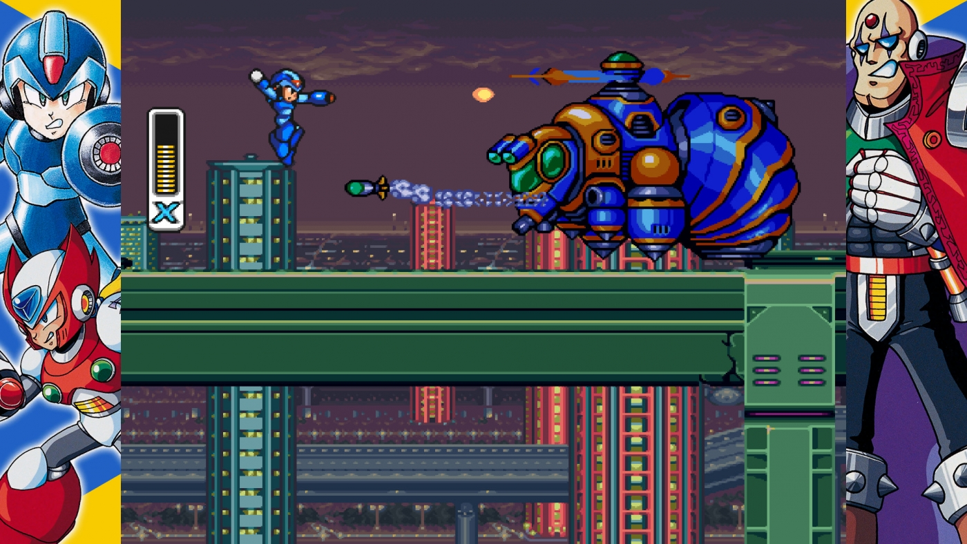 Mega Man X Legacy Collection How To Unlock A Hidden Wallpaper Images, Photos, Reviews