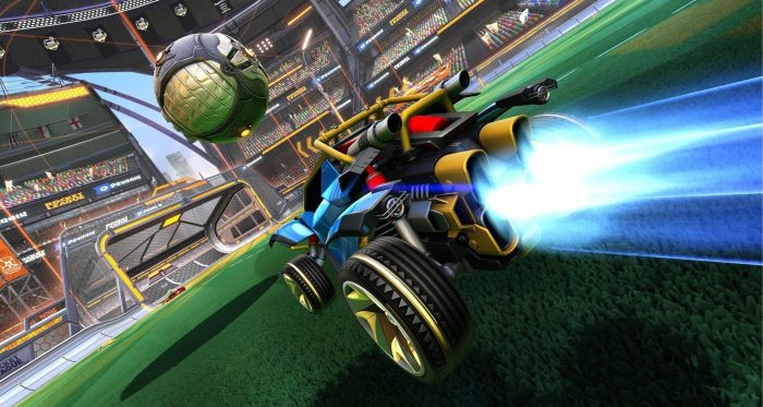 Rocket League: Redeem These Codes For Free WWE Stuff ...
