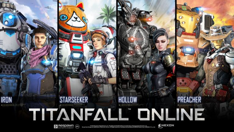 Titanfall Online Gets Cancelled