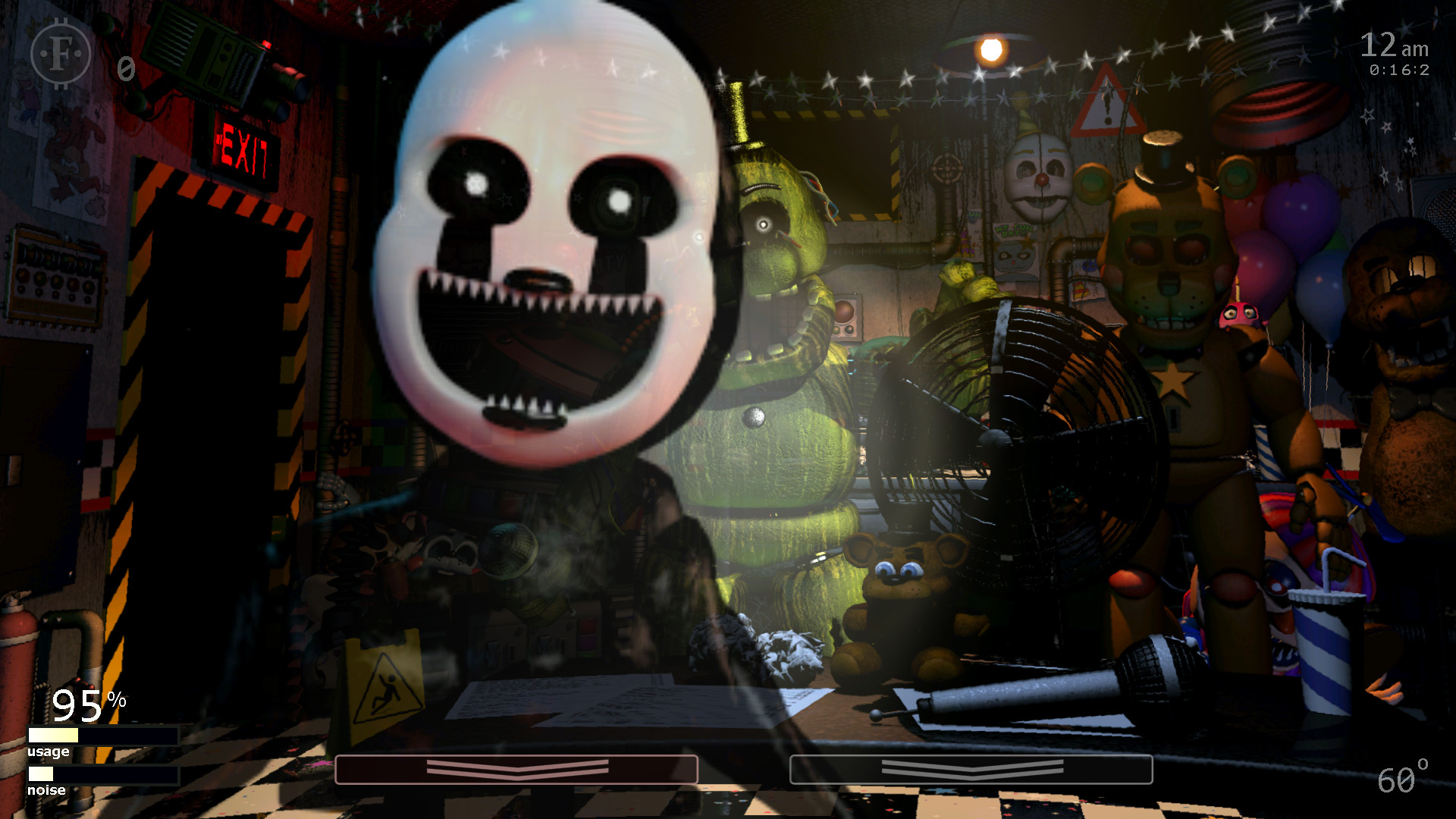 Ultimate Custom Night: How To Earn 5000 Points Fast | FNaF 3 Office