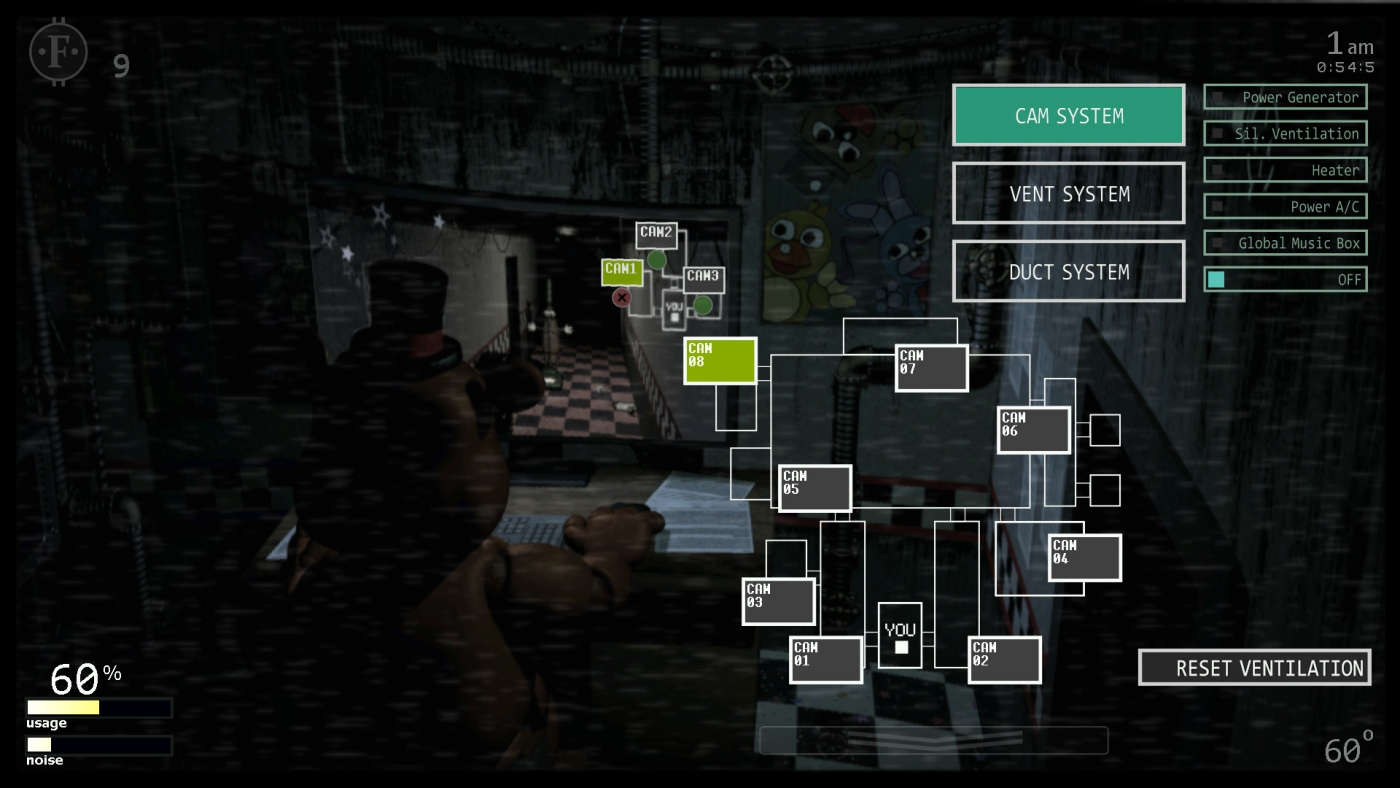 Ultimate Custom Night How To Earn 5000 Points Fast Fnaf