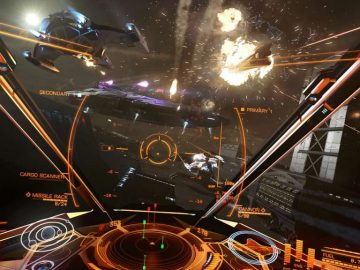 Elite Dangerous Dev Teases Game in Development; Announcement Due Later This Year or Early 2019