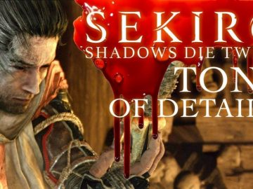 Sekiro: Shadows Die Twice – Everything You NEED To Know