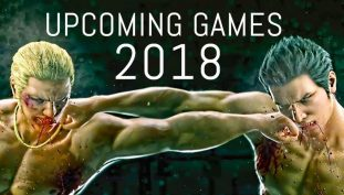 Top 20 Upcoming Games of 2018 (Second Half)