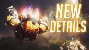 New Anthem Details, The Reason Nathan Drake is Invincible, & More