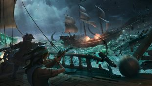 Band Up And Create Alliances With The Upcoming Sea of Thieves Update