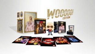 WWE 2K19 Wooooo! Collector's Edition Features a Piece of his Iconic Robe, Exclusive In-game Items and More