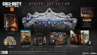 Check Out Call of Duty: Black Ops 4 Collector's Edition