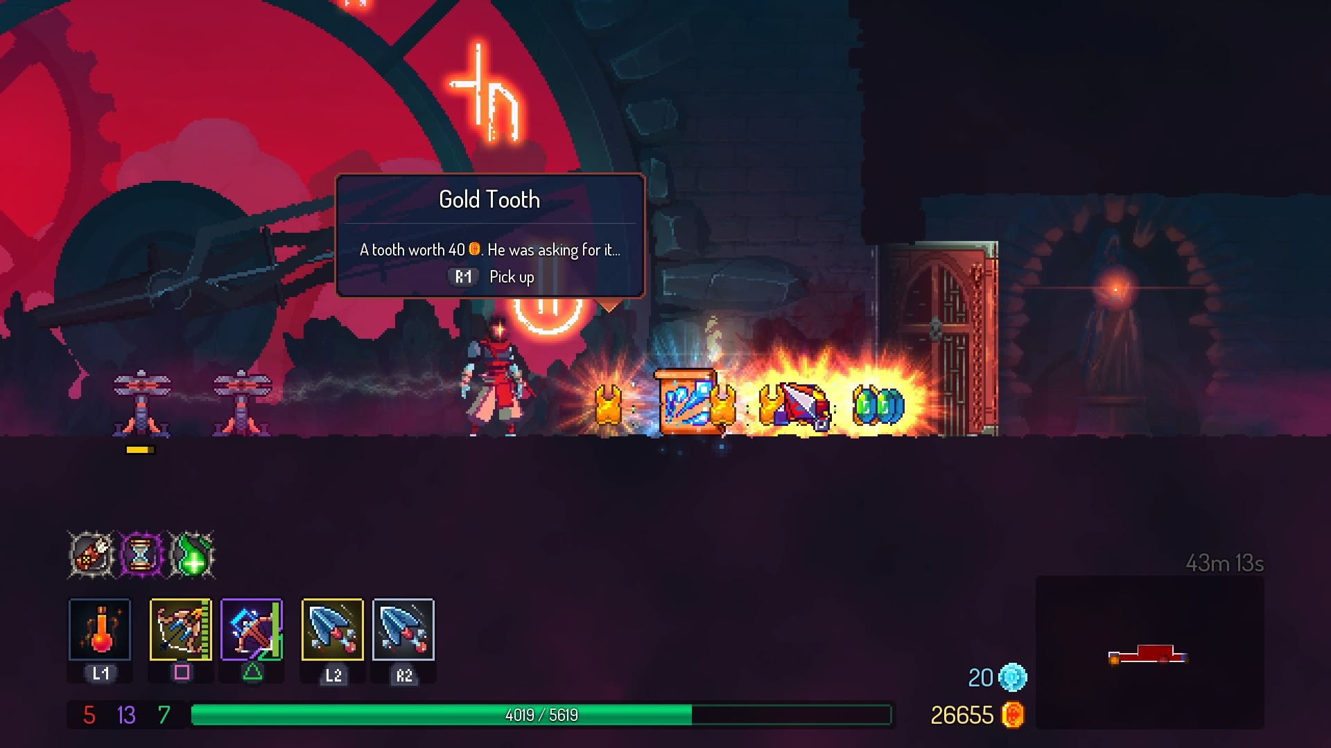 Dead Cells Best Easiest Routes To Farm Cells Faster Upgrades Guide Gameranx