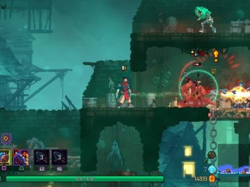 Dead Cells: Want To Make Easy Progress? Equip Double Turrets | Powerful Build Guide