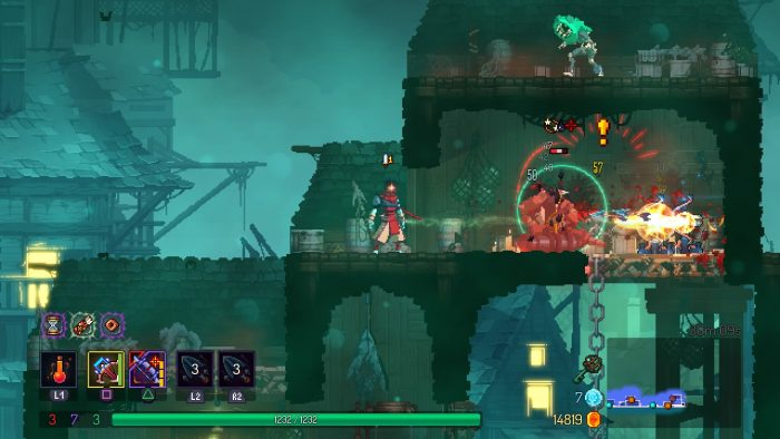 Dead Cells All Secret Key Blueprint Locations Gardener S Keys