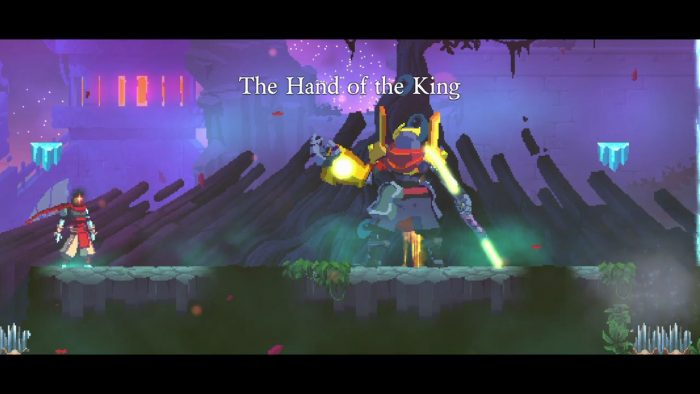 Dead Cells: How To Beat The Hand Of The King | Last Boss Guide