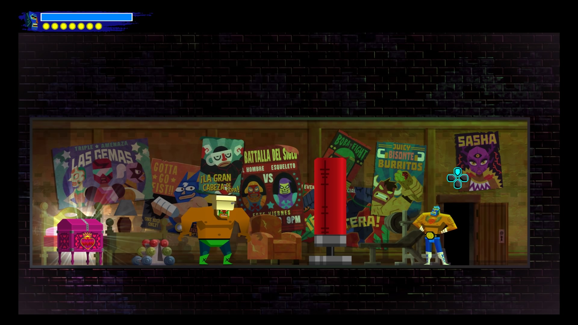 Guacamelee! 2: All The Easter Eggs We've Spotted (So Far) | References & Memes List