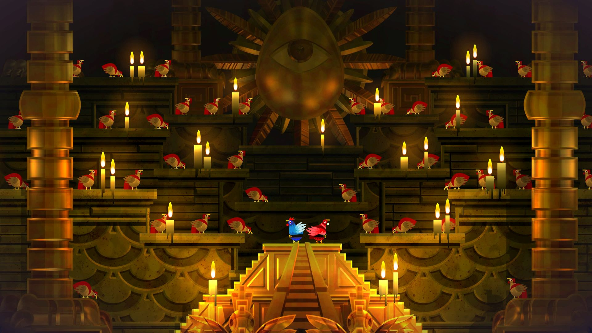 Guacamelee! 2: How To Get The Good Ending | 5 Keys Locations Guide