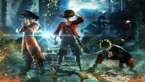 Bandai Namco Releases New Jump Force Deluxe Edition Trailer Showcasing the Nintendo Switch; Set to Release This Month