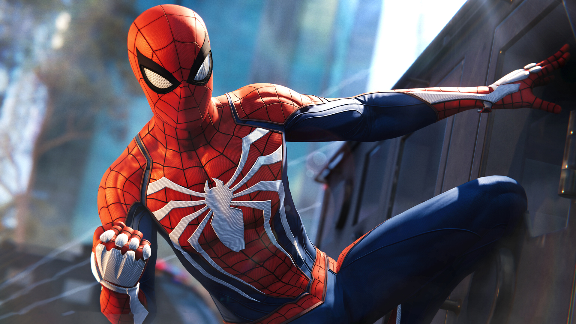 Marvel's Spider-Man Wallpapers In Ultra HD