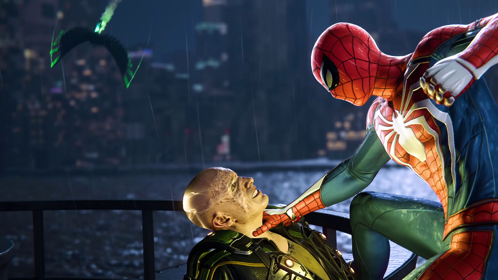 Game Of Spider Man Hd Wallpaper: Marvel's Spider-Man Wallpapers In Ultra HD