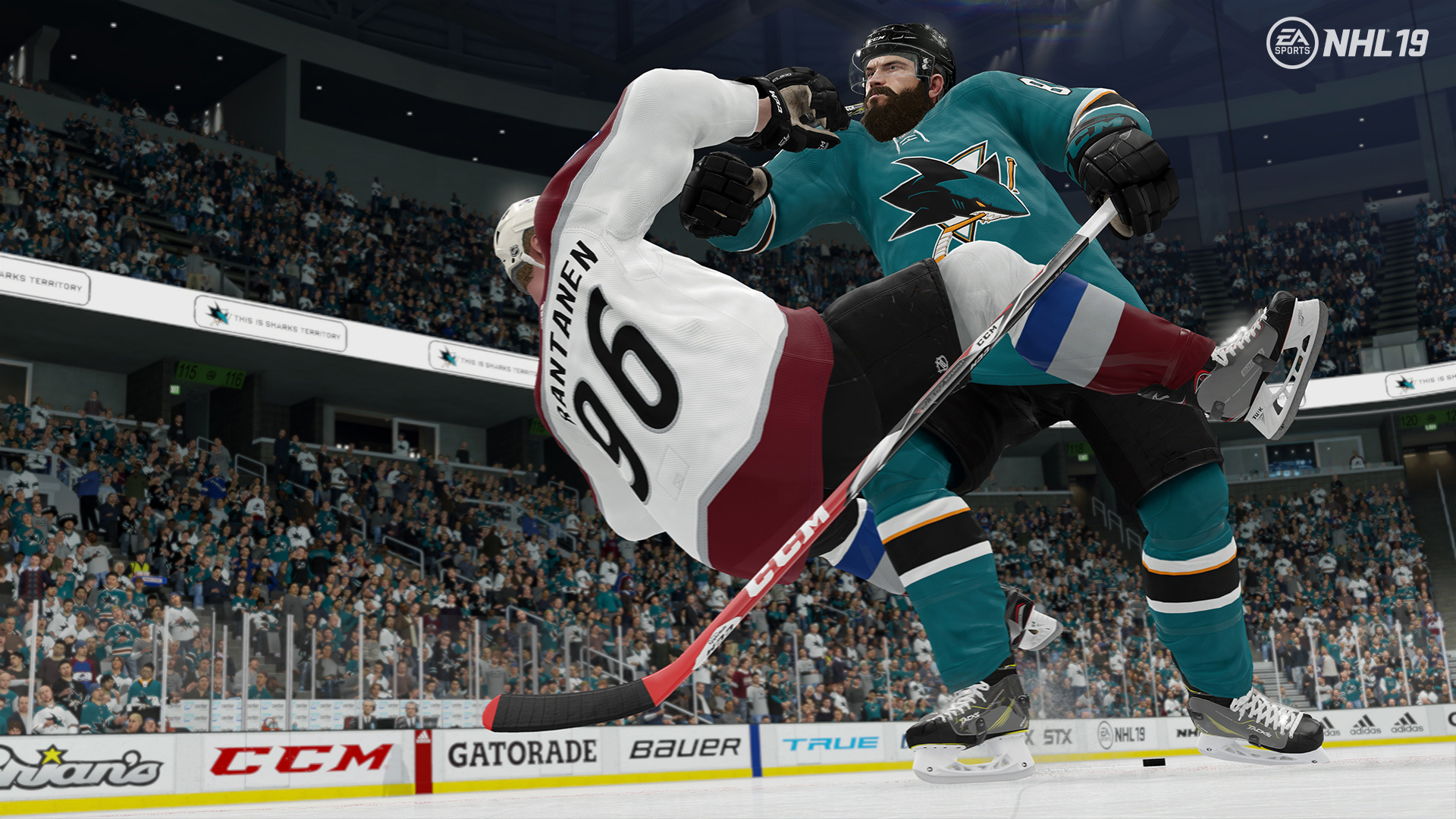 Nhl 19 wallpapers in ultra hd 4k gameranx - Nhl hockey wallpapers ...