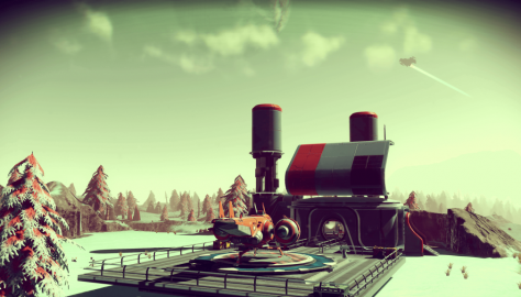 No Man's Sky NEXT: How To Create A Self-Sustaining Base   Refiner Guide