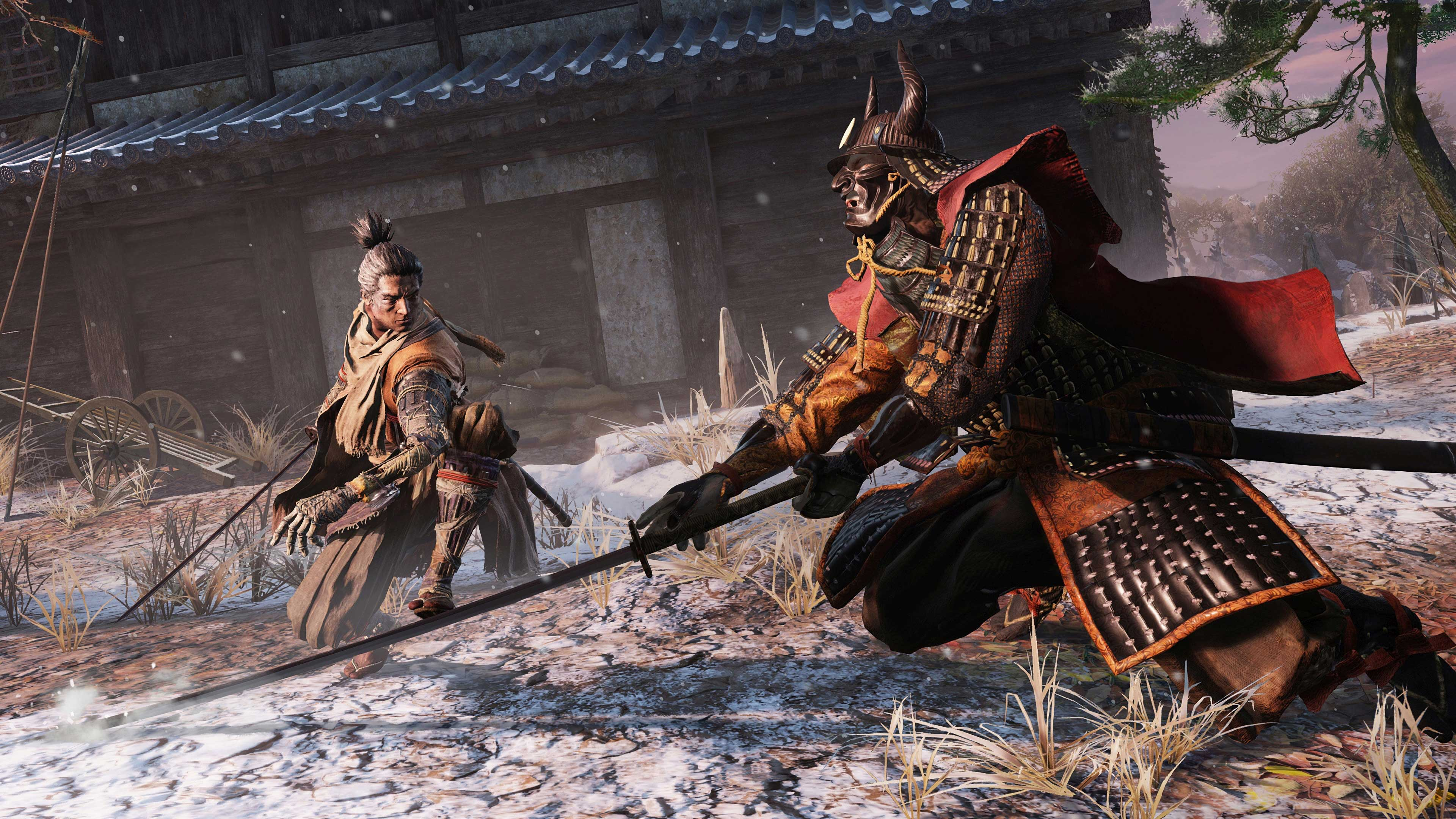 Sekiro Shadows Die Twice Wallpapers In Ultra Hd 4k Gameranx