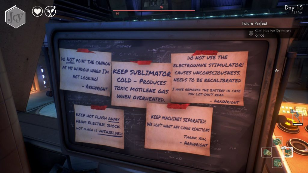 We Happy Few How To Solve The Future Perfect Puzzle Solution Guide Gameranx