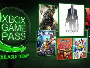 Microsoft Unveils August 2018 Xbox Game Pass Titles