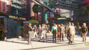 Cyberpunk 2077 Is All Hand Made With No Procedural Design