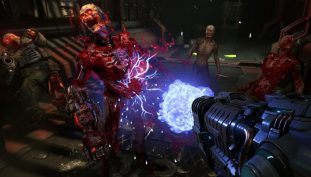 id Software Reveals How Extra Lives Work Within Doom Eternal