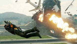 Just Cause 4 Gameplay Showcases Tornado Havoc