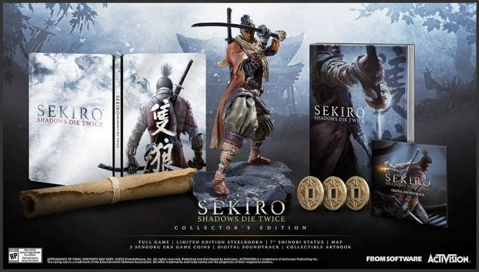 collector, sekiro
