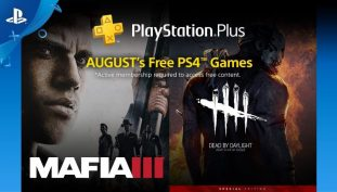 Sony Unveils PlayStation Plus Video Games For August 2018