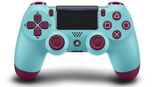 Four New Colourful PS4's DualShock 4 Controller Designs Revealed