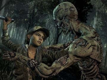 Telltale Games The Walking Dead: The Final Season Free Demo Now Available