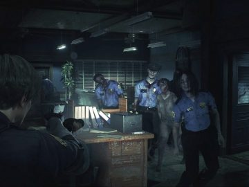 Capcom Discusses Profitability & Ditching Tank Controls For Upcoming Resident Evil 2 Remake