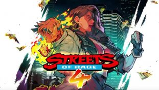 A New Streets of Rage Video Game Has Been Announced