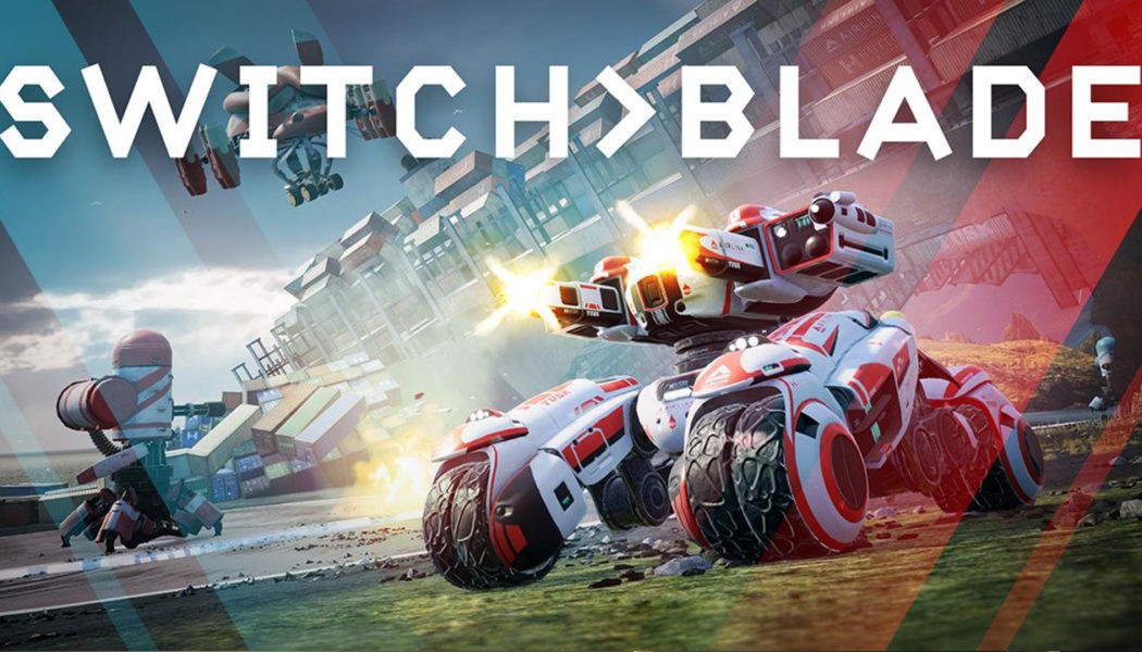 Vehicular MOBA Switchblade Goes into Early Access on August 28th; Early Access Content and PlayStation Plus Exclusive Content Detailed