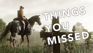Red Dead Redemption 2: 10 Things You Missed In The Gameplay Trailer