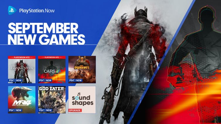 PS Now Adds 9 New Stellar Games to the Service; Bloodborne Highlights the Bunch