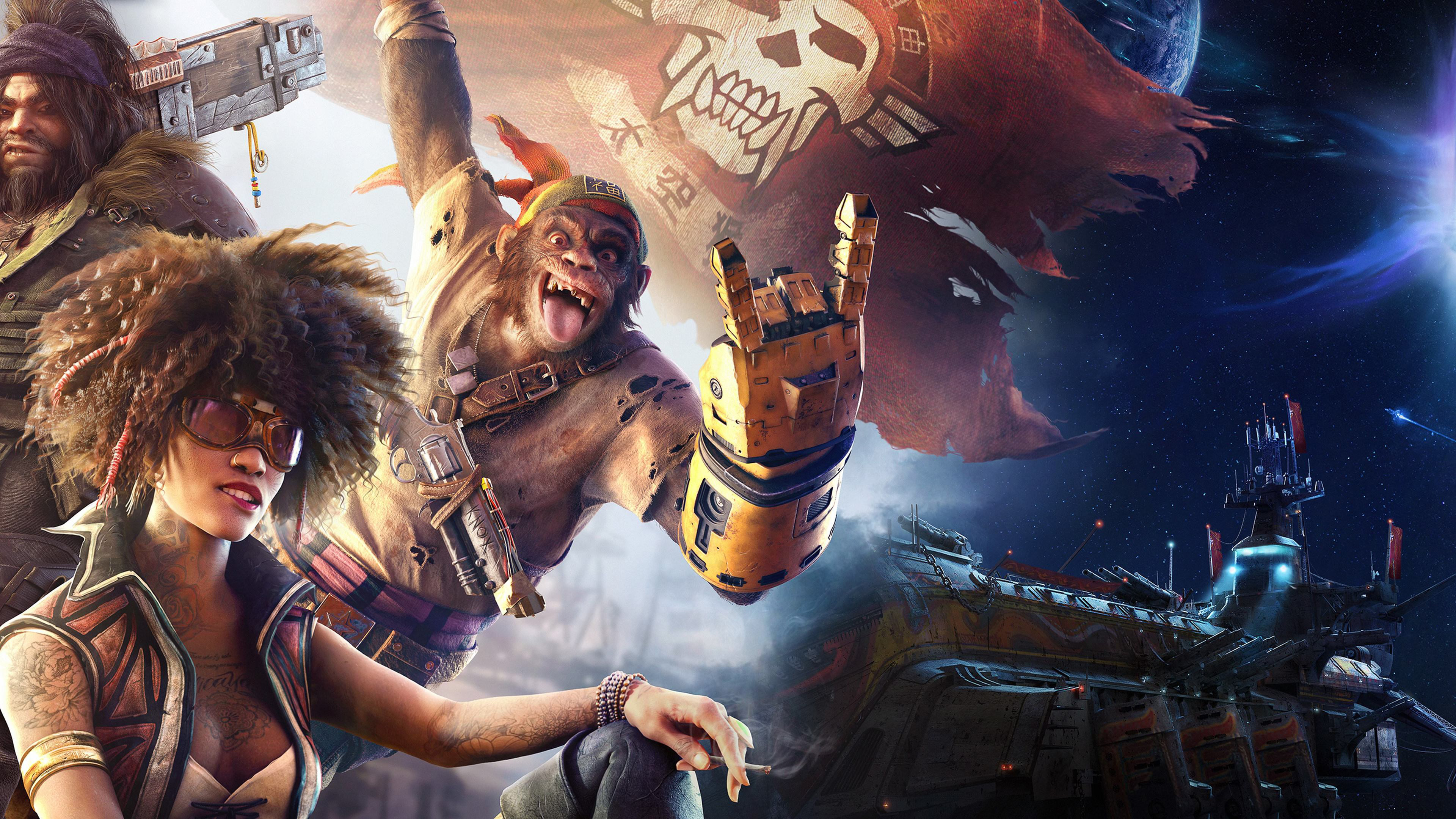 Beyond Good And Evil 2 Wallpapers In Ultra Hd 4k Gameranx
