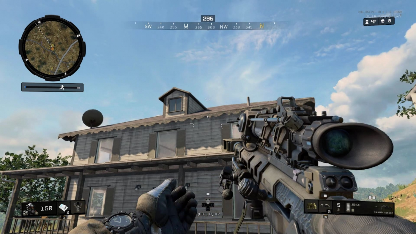 Black Ops 4: Blackout - Here Are The Best Weapons To Use In