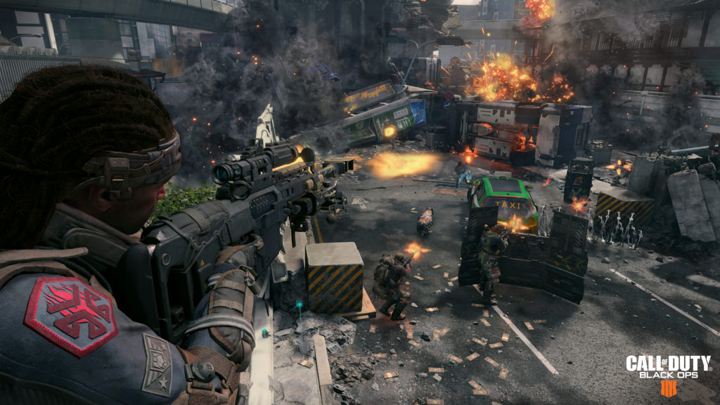 Black Ops 4 Blackout Here Are The Best Weapons To Use In Any
