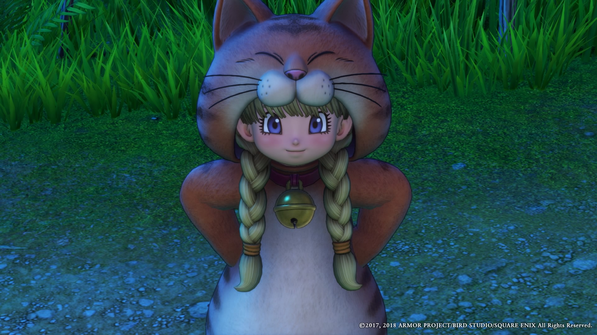 Dragon Quest 11 How To Find Every Special Costume Secret Customization Guide Gameranx Robe of serenity west of the warrior's rest you'll find ruins you're unable to access and poisonous areas. dragon quest 11 how to find every