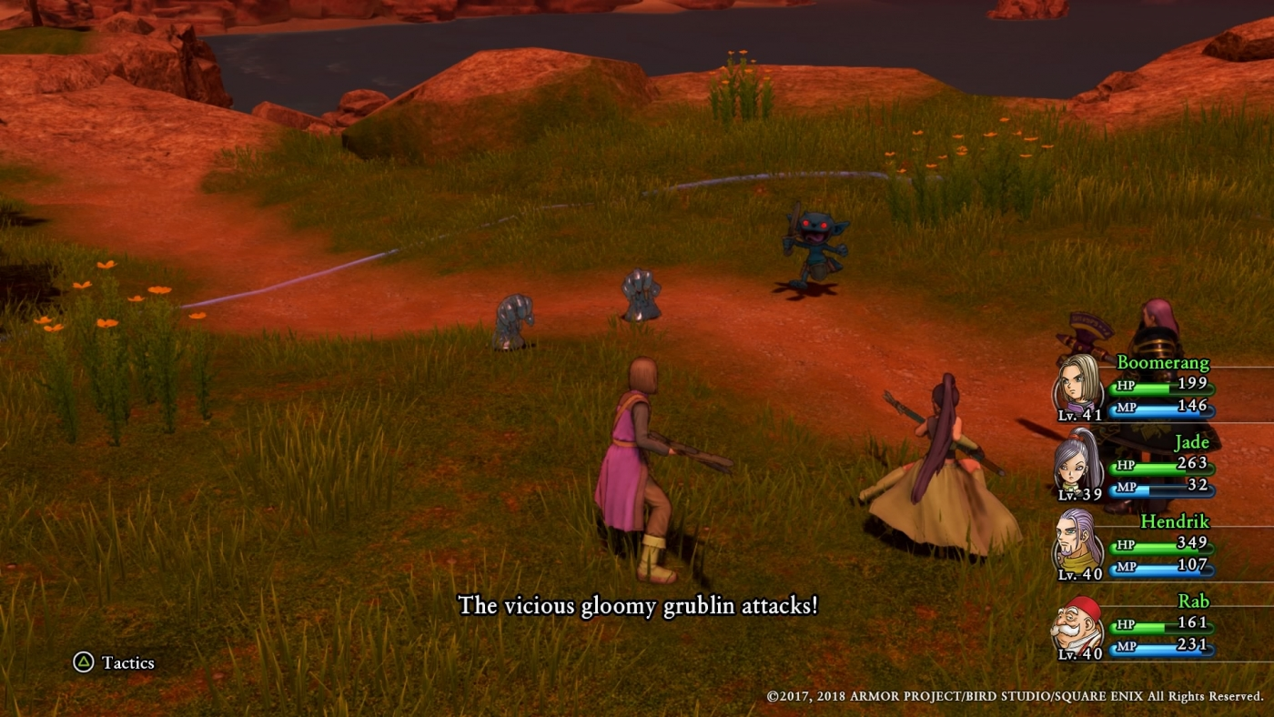 Dragon Quest 11: The Fastest (And Easiest) Ways To Earn XP | Level